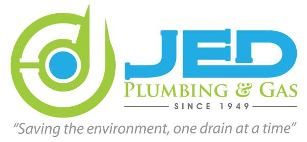 JED Plumbing & Gas Logo